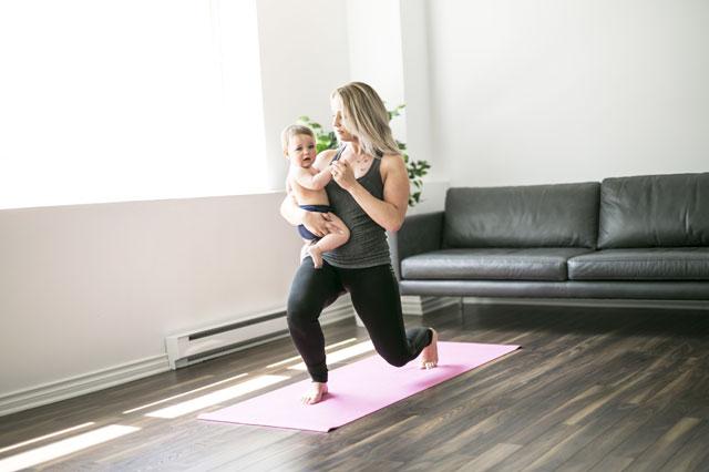 Hujšanje po porodu